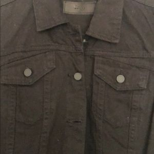 Blank NYC Jackets & Coats - new denim jacket with buttons new never worn